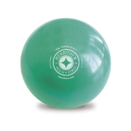 Toning Ball - 3lbs (green)