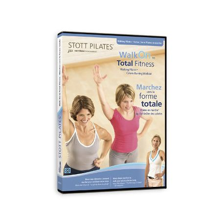 DVD - Walk On to Total Fitness: Walking Pilates (EN/FR)