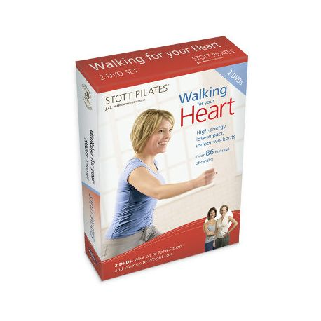 Walking For Your Heart DVD Two-Pack