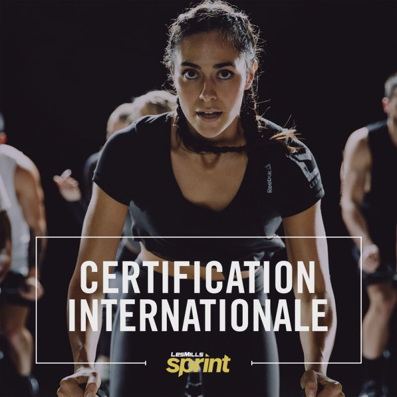 Certification Sprint Planet Fitness