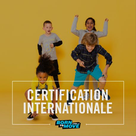 Certification Born to Moves series