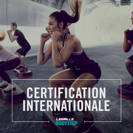 Certification BODYSTEP
