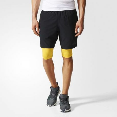 low priced bca50 ac683 SPEED SHORT 2IN1 ADIDAS