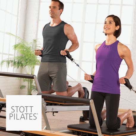 Formation  Stott Pilates INTENSIVE REFORMER (10 jours)