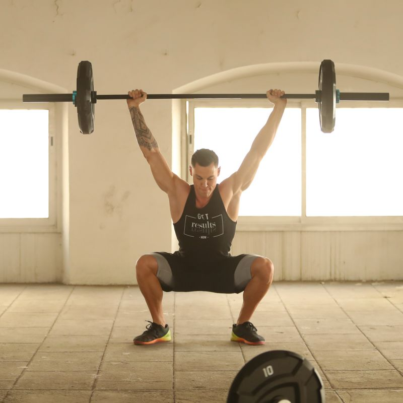 Free Weights Planet Fitness: LIVEPRO Men's Competition Olympic Bar