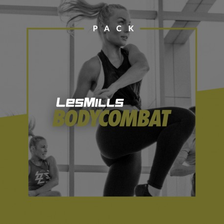 Formation Initiale + Module 1 avec Certification BODYCOMBAT
