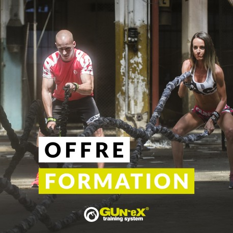 FormationGUN-EX Strength and Power