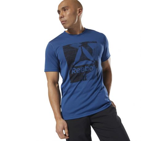 TEE SHIRT GRAPHIC REEBOK