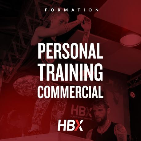 HBX PERSONAL TRAINING COMMERCIAL