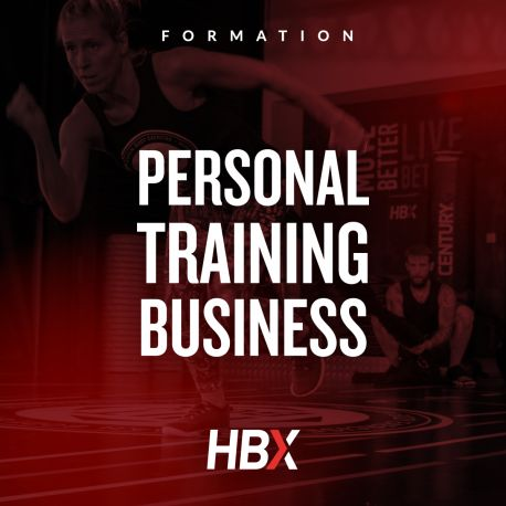 HBX PERSONAL TRAINING BUSINESS