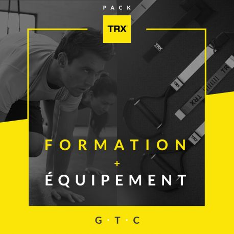 TRX Wonder Pack GTC - GROUP TRAINING COURSE