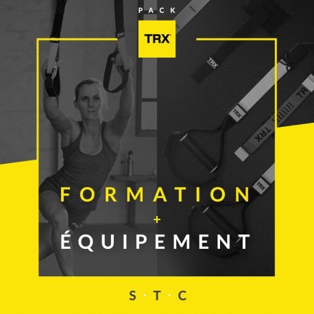 TRX Wonder Pack STC - SUSPENSION TRAINING COURSE
