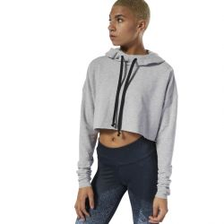 c0a6726574b SWEAT A CAPUCHE CROP REEBOK ...
